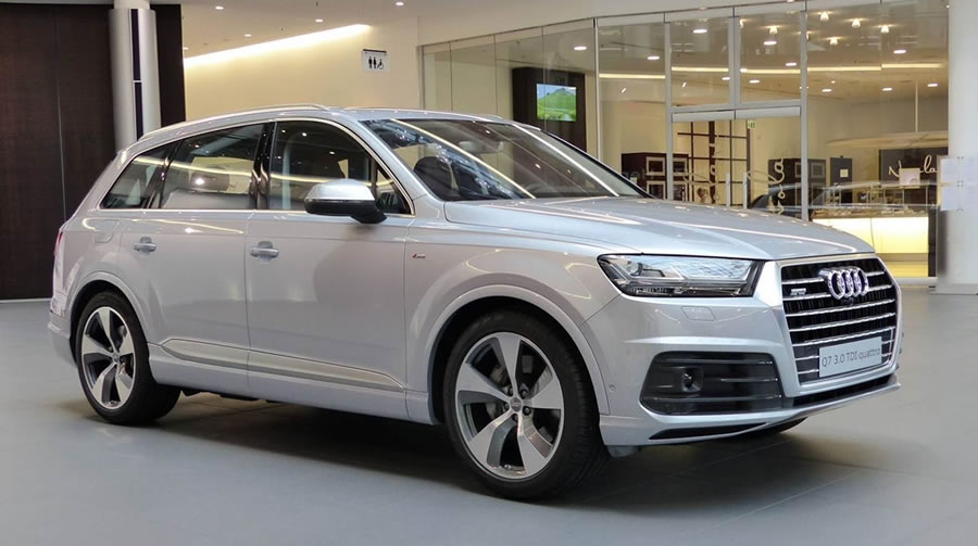 Audi Q7 Gallery Flexeservices Limited