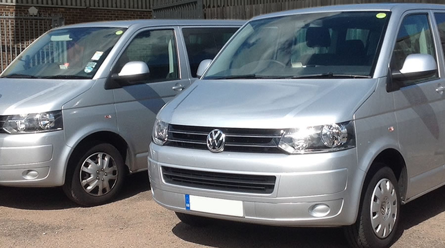VW 7 Seater & 6 Seater Sharan