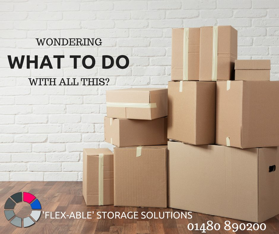 Storage Huntingdon Managed Storage Solution