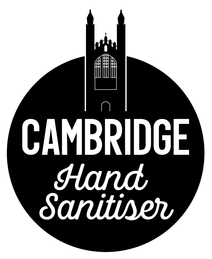 Cambridge Hand Sanitiser C-19 Stay Safe Return to Work School Travel